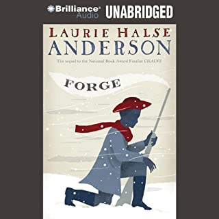 Forge audiobook cover art