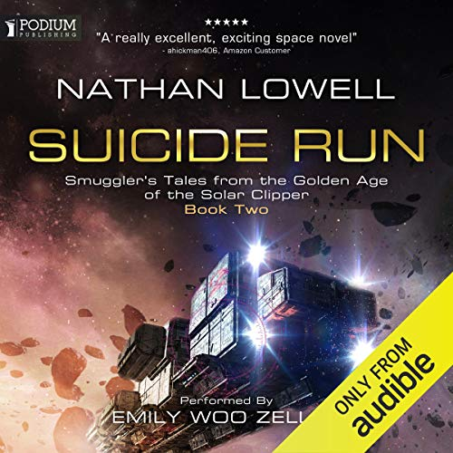 Suicide Run  By  cover art