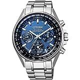[シチズン] 腕時計 アテッサ CC4000-59L F950 Eco-Drive エコ・ドライブGPS衛星電波時計 ダブルダイレクトフライト メンズ ブルー