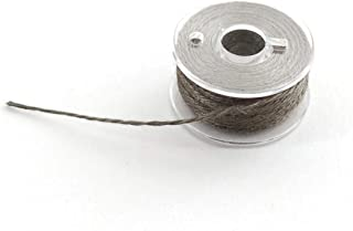 Adafruit Stainless Thin Conductive Yarn/Thick Conductive Thread - 35 ft