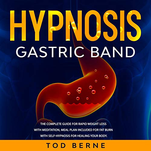 Hypnosis Gastric Band cover art