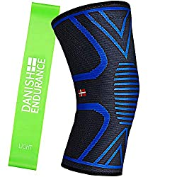 Danish Endurance Knee Brace Support Sleeve