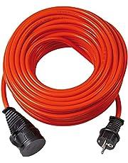 Brennenstuhl BREMAXX Verlängerungskabel (25m Kabel in orange