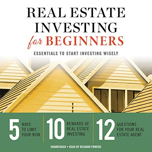Real Estate Investing for Beginners audiobook cover art