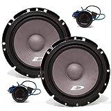 Alpine SXE-1751S 6.5' 280 Watt Car Audio Component Speakers