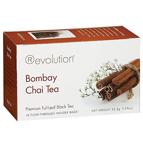 Revolution Tea - Bombay Chai Tea, 16 bag