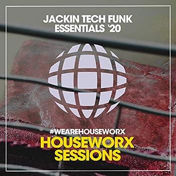 Jackin Tech Funk Essentials '20