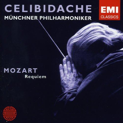 Mozart: Requiem: Recorded Sound, Wolfgang Amadeus Mozart, Sergiu Celibidache, Caroline Maria Petrig, Peter Straka