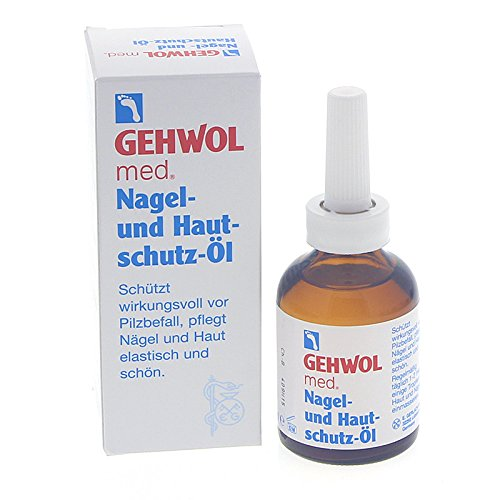GEHWOL med. Nagelöl und Hautschutz Öl für brüchige, spröde Nägel