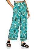 Springfield 5.Pc.Pant Print Rustic Vi-C/25 Pantalones, Verde (Green 25), 44 (Tamaño del Fabricante: 44) para Mujer