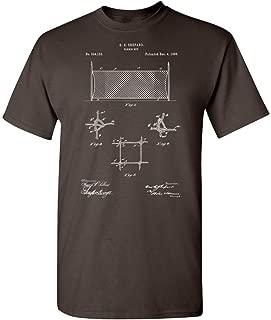 Patent Earth Tennis Net T-Shirt, Tennis Shirt, Tennis Club Tee, Sports Tee, Sports Gift, Tennis T Shirt, Tennis Player Gift
