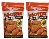 Hooters Wing breading, 16 oz (Pack of 2)
