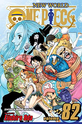 """Composition Notebook: One Piece Vol. 82 Anime Journal-Notebook, College Ruled 6"""" x 9"""" inches, 120 Pages"""