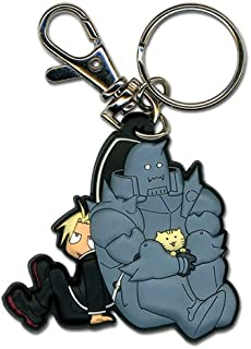 Great Eastern Entertainment FMA Brotherhood Ed Al Kitty PVC Keychain