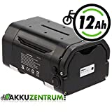 Maratron 400Wh E-Bike Pedelec Akku mit Panasonic Zellen für Ansmann 36V 11,6Ah Porta HK vanRaam ElFei