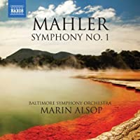 MAHLER SYMPHONY NO.1 by MARIN ALSOP & BALTIMORE SYMPHONY ORCHESTRA (2012-10-24)