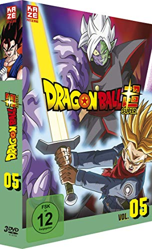 Dragonball Super - TV-Serie - Vol. 5 - [DVD]