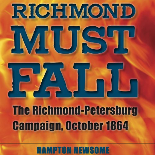 Richmond Must Fall audiobook cover art
