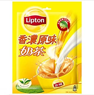 Lipton Milk Tea Tea Bag 2 flavor (Original/Belgium Chocolate) 立頓奶茶茶包 (香醇原味/比利時巧克力風味) (Original香醇原味, 72 TEA BAGS)
