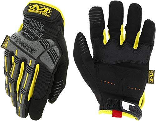 Mechanix MPT-01-011 Handschuhe, gelb