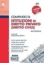 Scaricare Libri Compendio di istituzioni di diritto privato (diritto civile) PDF