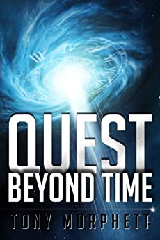 Quest Beyond Time by [Tony Morphett]