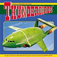 Thunderbirds - Soundtrack by Thunderbirds (2003-02-24)