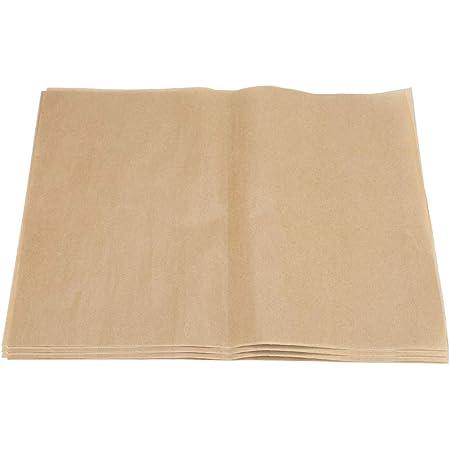 Papier de boucherie - 200Pcs anti-adhésif résistant à la chaleur barbecue papier carré feuille de papier d'aluminium de cuisson feuilles de cuisson pour Grill