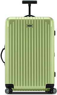 RIMOWA 日默瓦 SALSA AIR 超轻空气系列 旅行箱 托运箱 820.63.36.4 绿色 26寸 67*45*25cm(亚马逊进口直采,德国品牌)