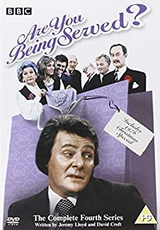 Are You Being Served? - The Complete Fourth Series