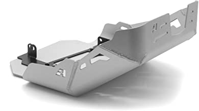 AltRider AT16-1-1202 Skid Plate with Extension for the Honda CRF1000L Africa Twin - Silver