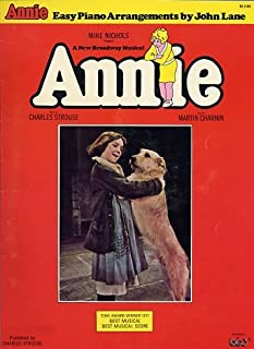 Annie ~ Vocal Selections from the Broadway Musical