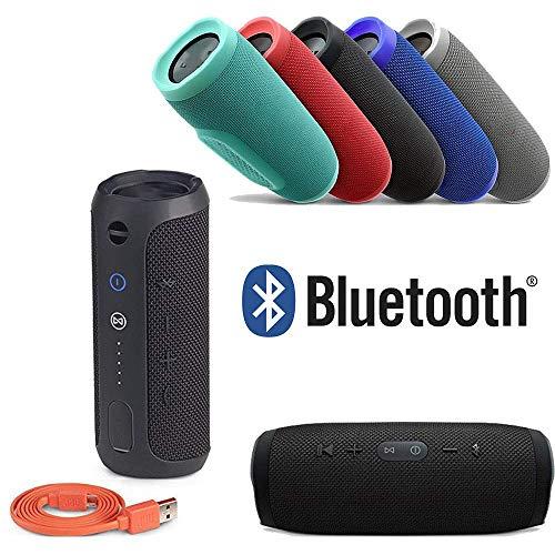 openspaceshop Cassa Speaker Bluetooth Altoparlante 20W Waterproof WiFi CHARGE3+Mini Speaker