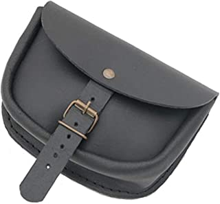 Mythrojan handmade Leather Belt Bumbag Pouch Purse for Weekend Parties Practical and Festivals