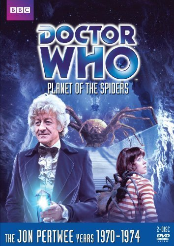 Doctor Who: Planet of the Spiders (Story 74) by BBC Home Entertainment