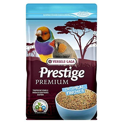 Versele Laga A-16520 Prestige prenium tropical finches pour Oiseau 800g