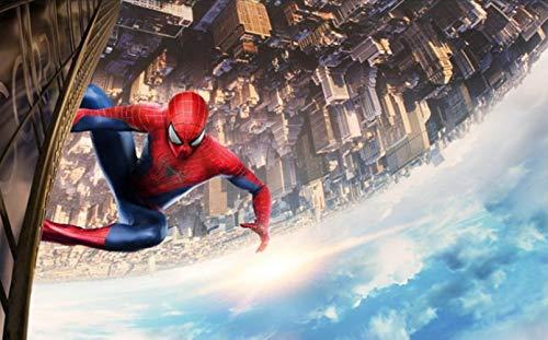 Spider Man Photo Papier Peint Personnalisé 3d Papier Peint Marvel Films Peintures Murales Super Héros Enfants Garçons Chambre Décor Chambre Design D'intérieur