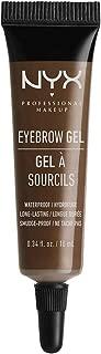 NYX PROFESSIONAL MAKEUP Eyebrow Gel, Espresso, 0.34 Ounce