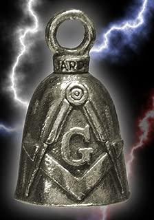 Masonic Motorcycle Chopper Lucky Guardian Ride Bell (1)
