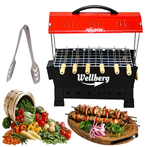 Wellberg Charcoal Grill Barbecue (Electric)