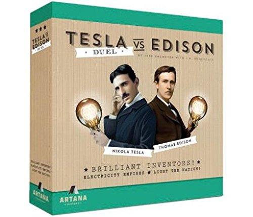 Tesla vs Edison: Duel