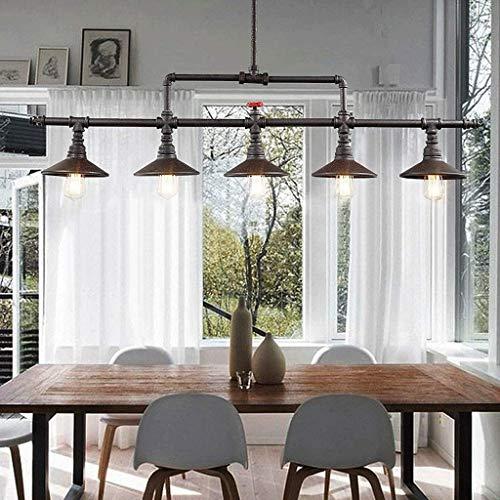 SXYQR Vintage hanglamp Steampunk lamp E27 antiek licht