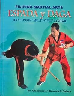 Filipino Martial Arts - Espada y Daga book