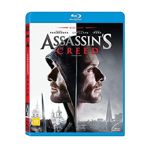 Assassins Creed 2017 [Blu-Ray]