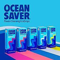 OceanSaver Glass Cleaner EcoDrop | Glass Window Mirror Cleaning Spray | Sea Spray | Eco Friendly (1 Pack)