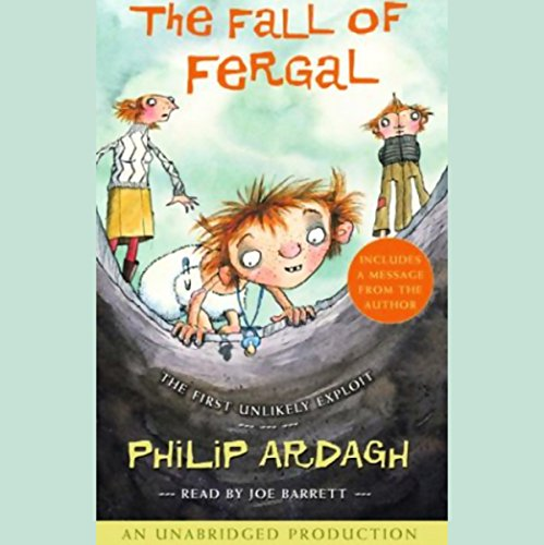 The Fall of Fergal audiobook cover art