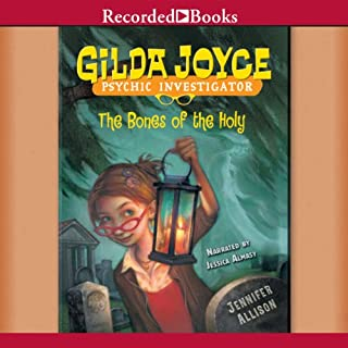 The Bones of the Holy     Gilda Joyce, Book 5              By:                                                                                                                                 Jennifer Allison                               Narrated by:                                                                                                                                 Jessica Almasy                      Length: 6 hrs and 27 mins     14 ratings     Overall 4.5