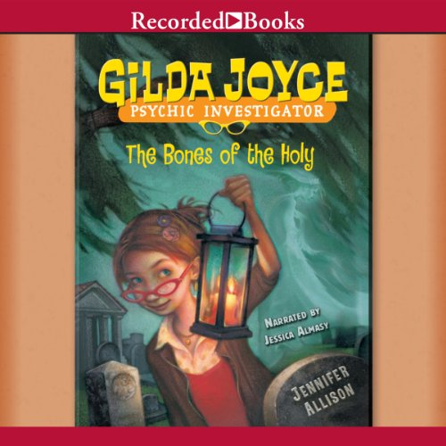 The Bones of the Holy audiobook cover art