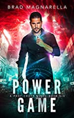 Power Game (Prof Croft Book 6)