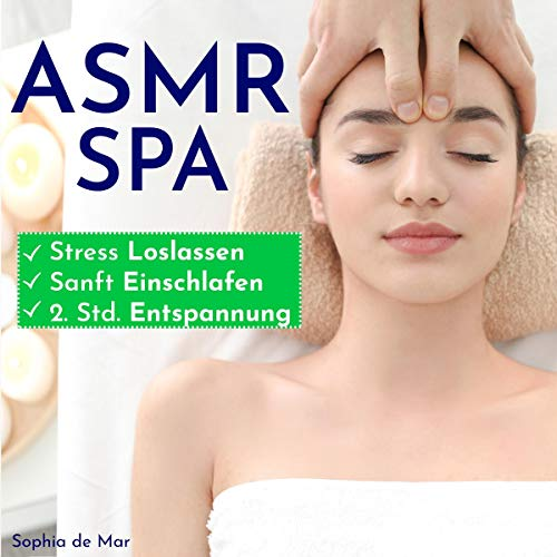 Asmr Spa  By  cover art